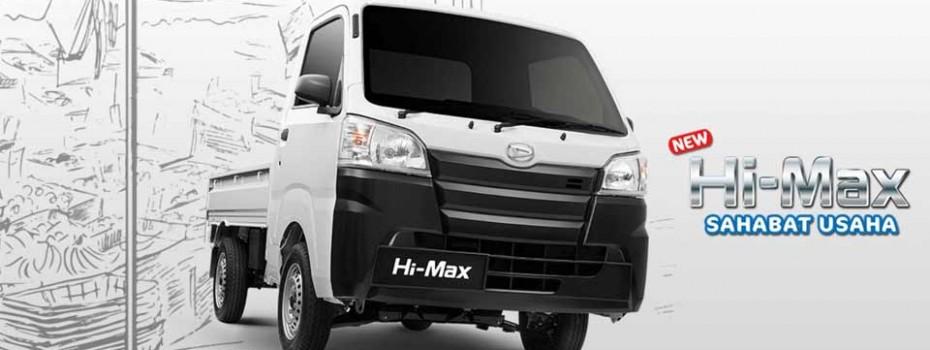 Jagoan Jalan Sempit Daihatsu Hi-Max dapat melalui jalanan yang sempit karena memiliki desain compact. Siap melengkapi segala macam usaha Anda.